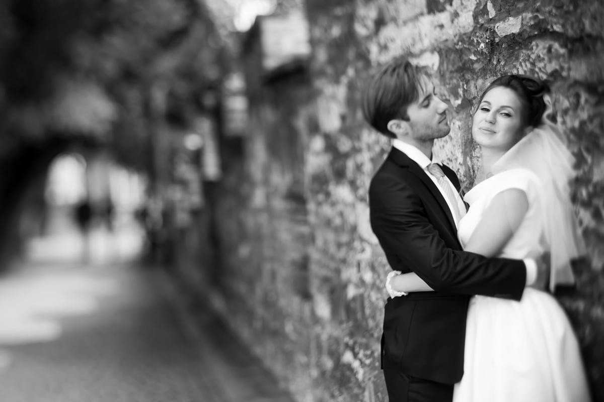 Красивые фотографии со свадьбы в Праге