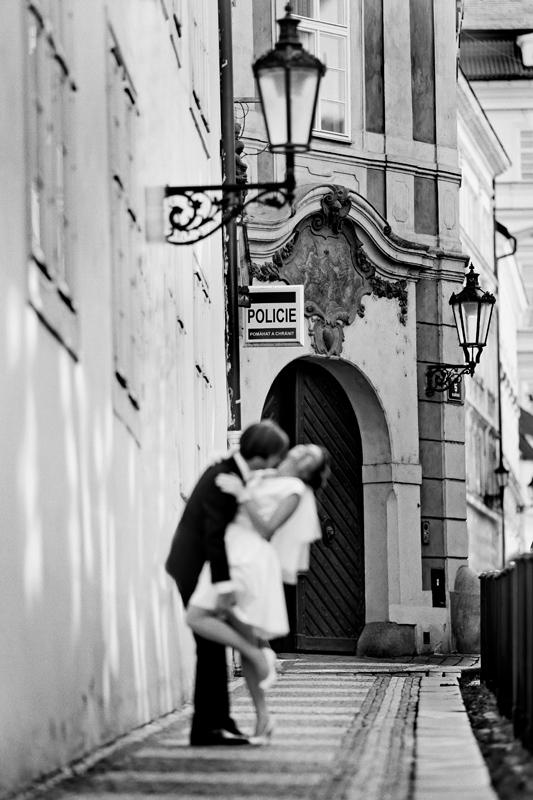Прогулка по Праге после росписи