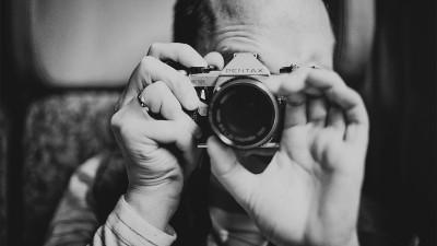 Фотограф в Праге Виктор Лом
