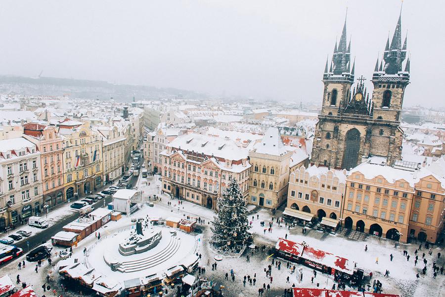 «Моя Прага» Разные фото
