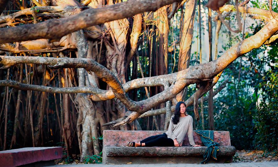 «Sasha&Sasha — friends» Фотосессия в Гоа, Индия