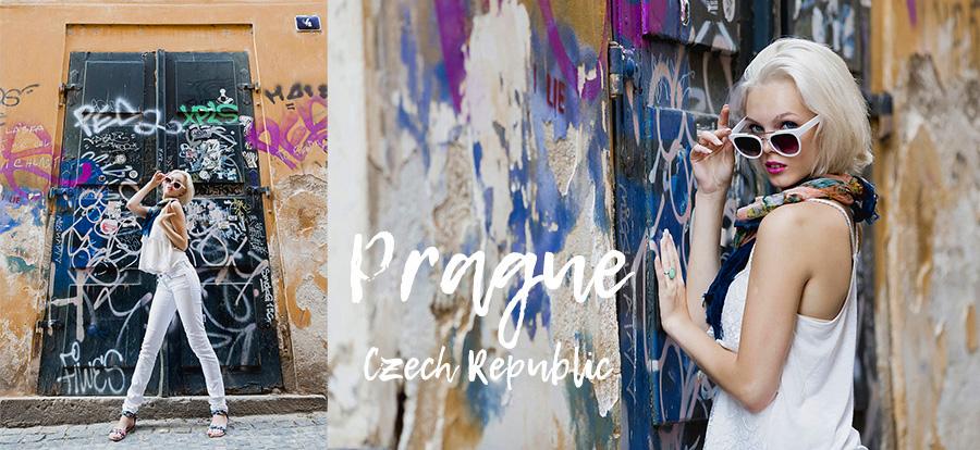 «Sofia» Индивидуальная фотосессия в Праге