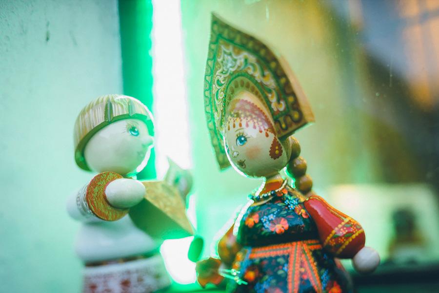 «Затерянные в Праге» Арт-проект с участием игрушек