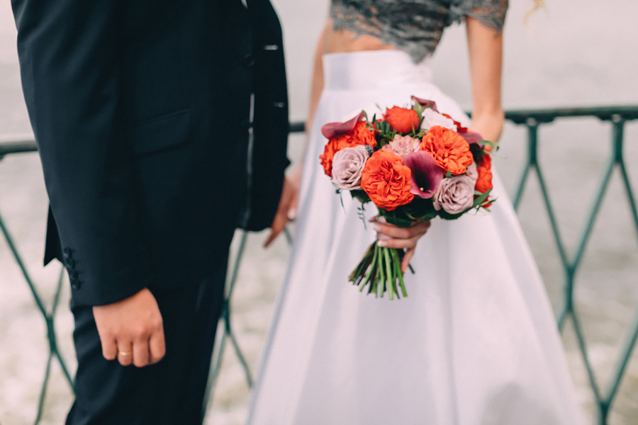 «Любовь витает в воздухе» Свадьба в Праге