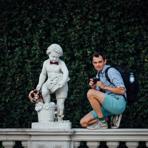фотограф в Праге
