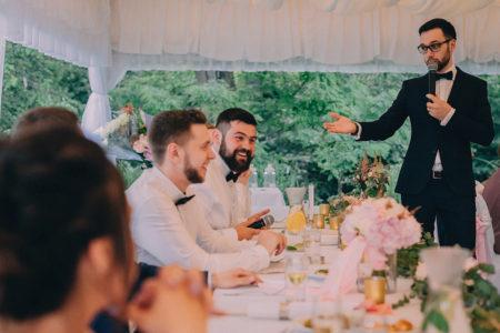 свадебный ведущий в Праге