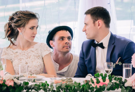 свадебный фотограф в Праге