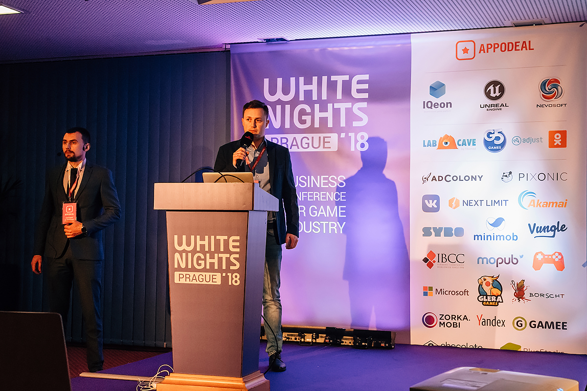 Фотограф на конференцию в Праге