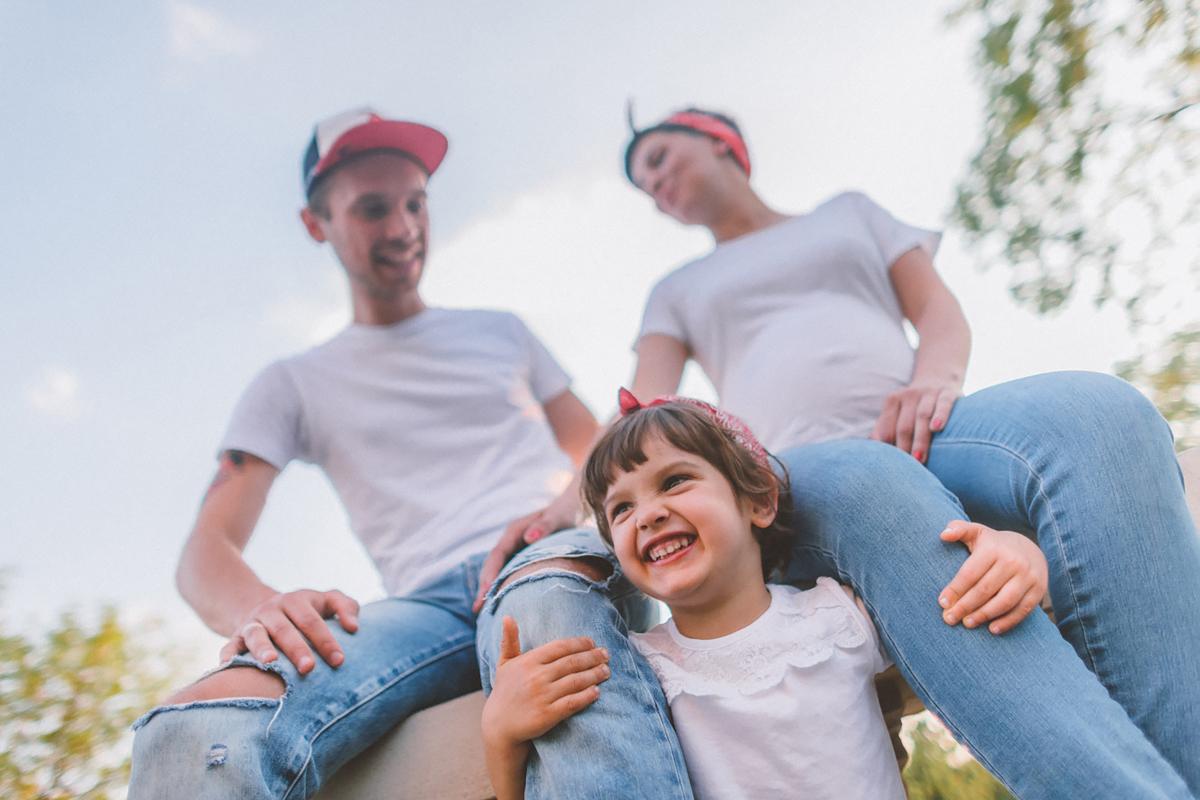 Фотосъёмка беременности (семейный фотограф в Праге)